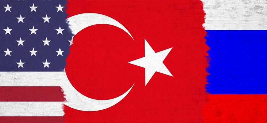 ABD: Türkiye'nin Rusya ile gelişen ilişkilerinden endişeliyiz