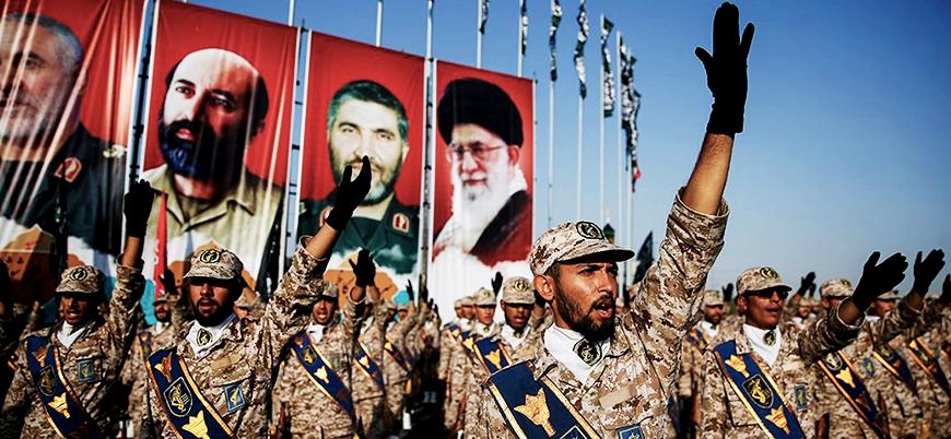 """Pentagon ilk kez yayınladı: """"İran'ın Askeri Gücü Raporu"""""""