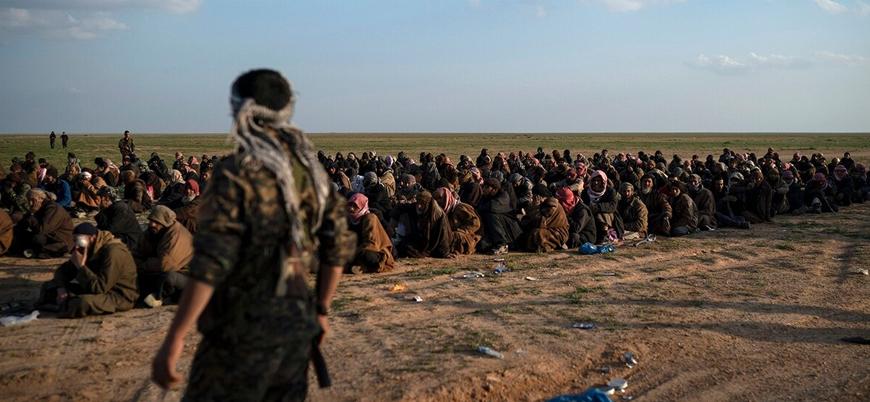 15 'yabancı IŞİD mensubu' daha ülkelerine gönderildi
