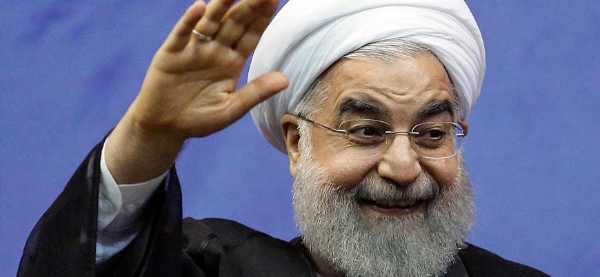 Ruhani'den gösterilere dair açıklama: Dış güçlere karşı zafer kazandık