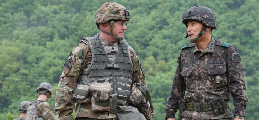 Pentagon: Kore yarımadasından asker çekmeyeceğiz