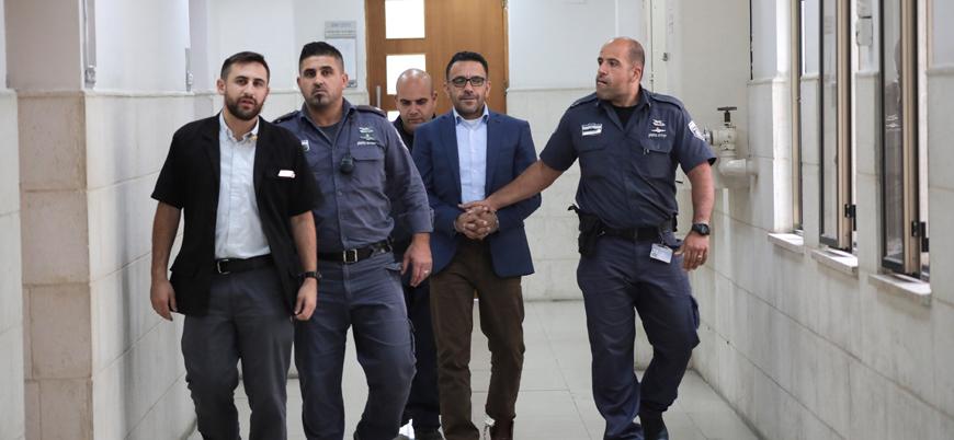 İsrail polisi Kudüs Valisi Gays'ı gözaltına aldı