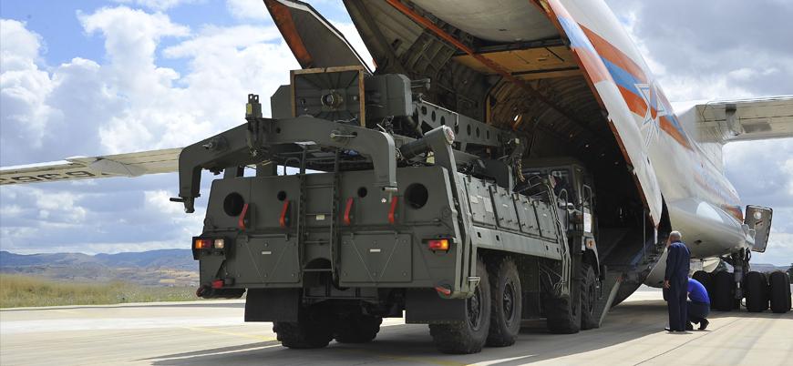 ABD: Türkiye S-400'lerden kurtulmalı, yaptırımlar masada
