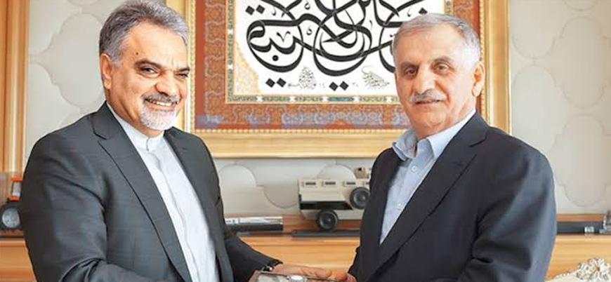 """İran'ın Ankara Büyükelçisi'nden Albayrak Medya'ya ziyaret: """"Boyun eğmememiz lazım"""""""