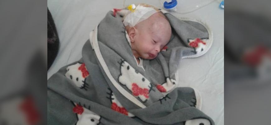 İdlib'de Rusya-İran-Esed ittifakının en küçük kurbanı Hamza bebek