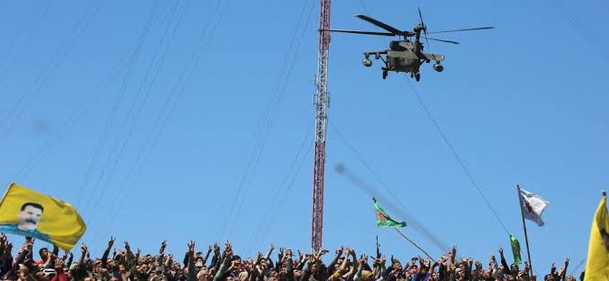 ABD ve YPG/PKK'dan Suriye'de ortak operasyon