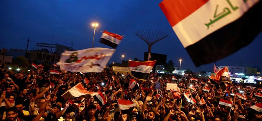 Irak'ta gösteriler sürüyor: 7 ölü