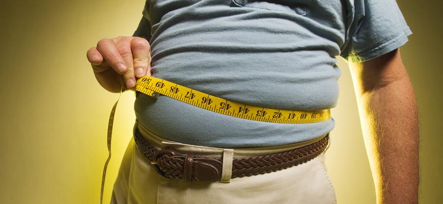 Türkiye Avrupa'da birinci: Üç kişiden biri obez