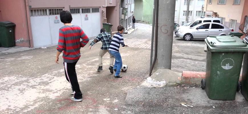 Beş çocuktan dördü fiziksel aktivitede bulunmuyor
