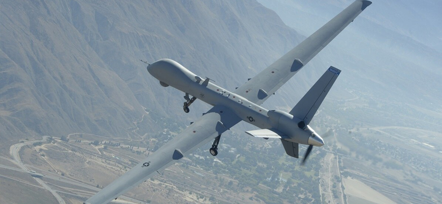 Libya'da ABD'ye ait bir insansız hava aracı düştü