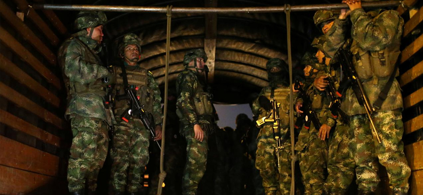 Kolombiya'da polise bombalı saldırı: 3 ölü