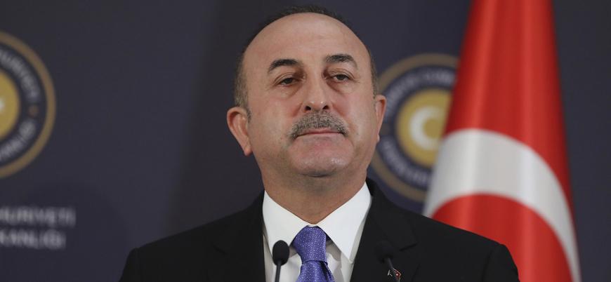 Radar kitlemesi krizi: Çavuşoğlu, Fransa'nın özür dilemesi gerektiğini söyledi