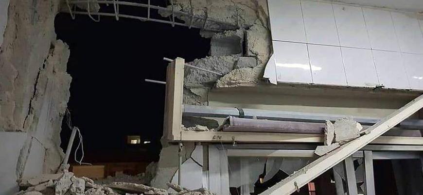 İsrail Suriye'de İran hedeflerini vurdu: 2 sivil öldü