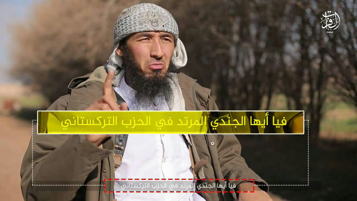 IŞİD'den Türkistan İslam Partisi'ne suçlama
