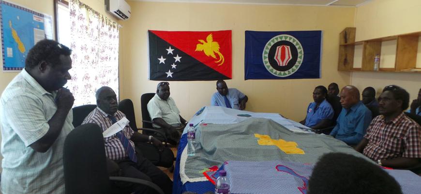 Bougainville halkı 'bağımsızlık' için sandık başında
