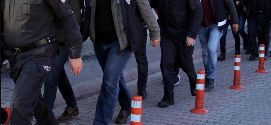 Ankara ve İzmir merkezli 'FETÖ' operasyonu