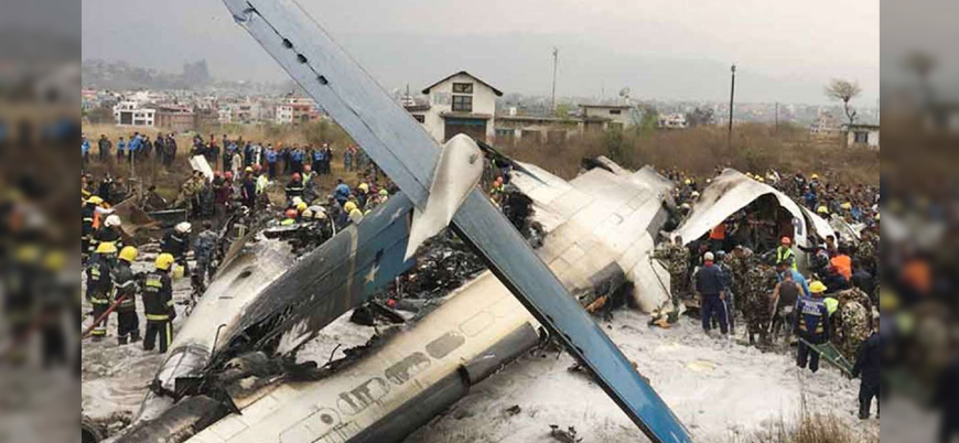 Kongo'da yolcu uçağı düştü: Kurtulan olmadı