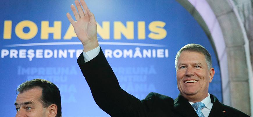 Romanya'da cumhurbaşkanlığı seçimini liberal Klaus Iohannis kazandı