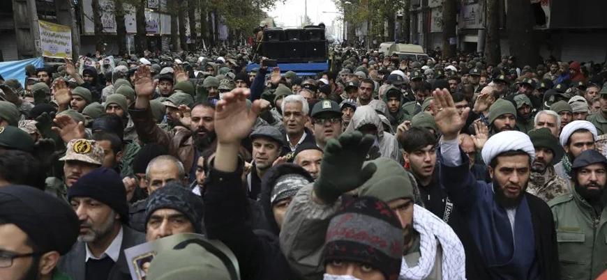 """""""Ciddi şekilde cezalandırılacaklar"""": Devrim Muhafızları göstericileri 'paralı asker' olarak tanımladı"""