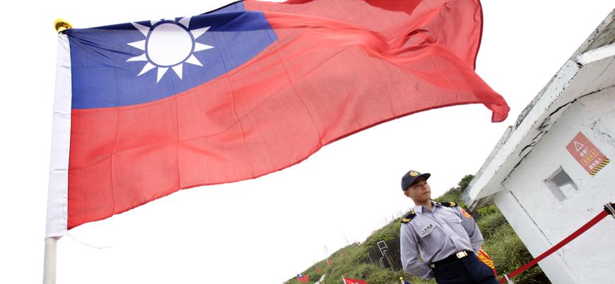 ABD özel birliklerinin Tayvan ordusuna gizli eğitim verdiği ortaya çıktı