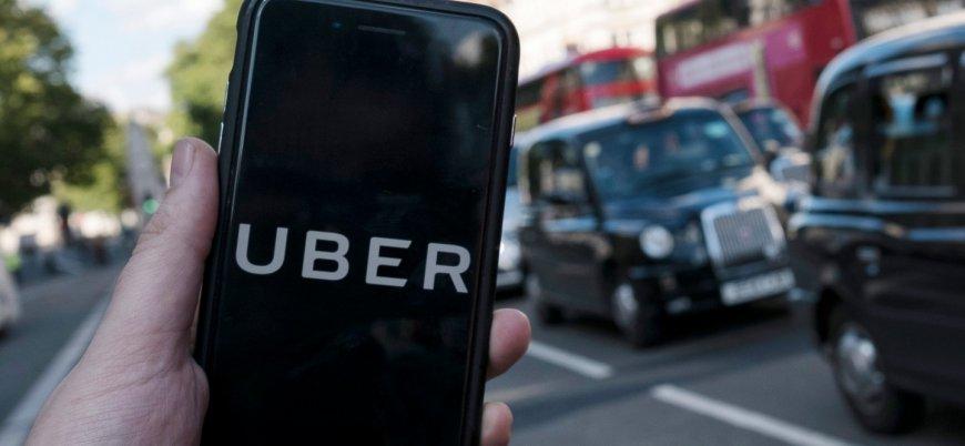 Londra'da Uber'e izin çıkmadı