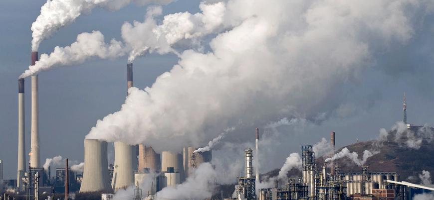 """""""Gelecek nesiller büyük sorunlar yaşayacak"""":  Sera gazı salınımı rekor seviyede"""