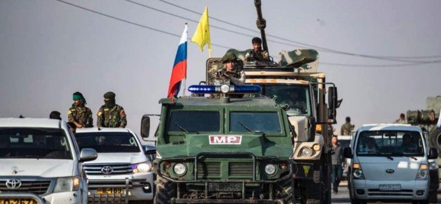 Rusya'dan YPG'ye çağrı: Size yardıma hazırız, Esed güçlerine katılın