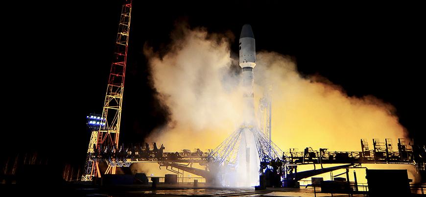 Rusya uzaya 'askeri uydu' gönderdi
