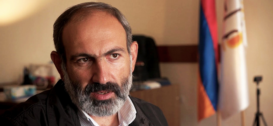 Ermenistan Başbakanı Paşinyan: Türkiye ile normalleşmeye hazırız