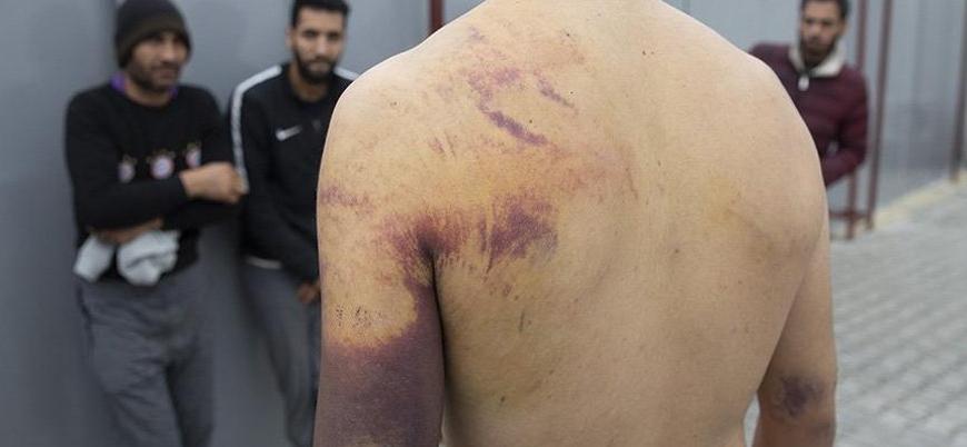 Yunan askerlerden göçmenlere işkence