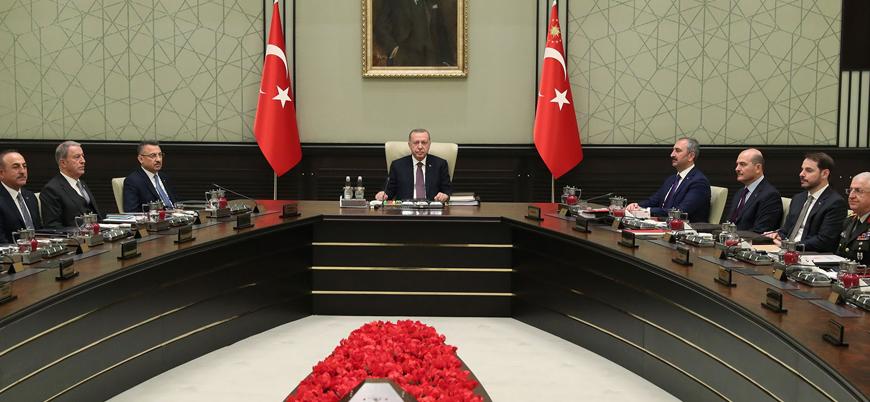 MGK bildirisinde 'Barış Pınarı Harekatı' vurgusu