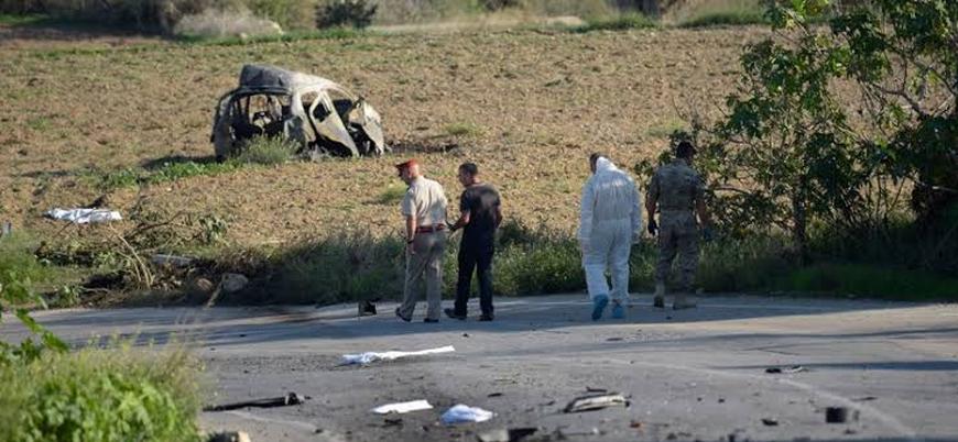 Malta'da gazeteci cinayeti hükümeti sarsıyor