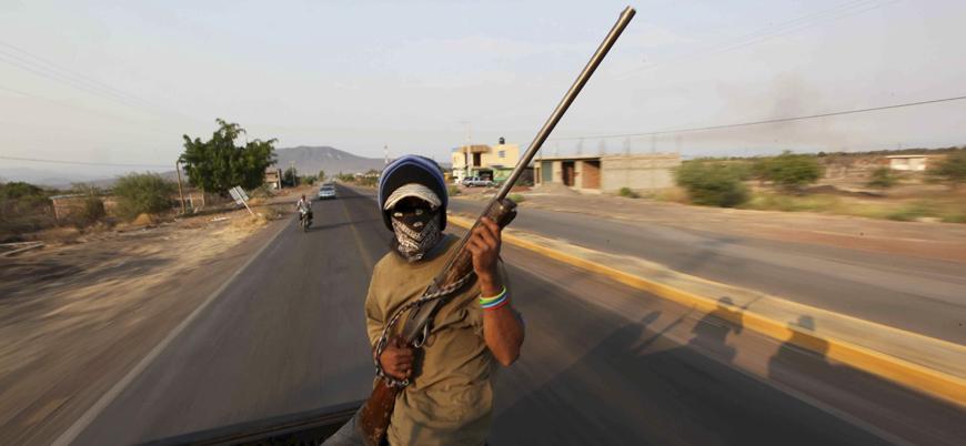 Trump Meksikalı uyuşturucu kartellerini terör grubu ilan edecek