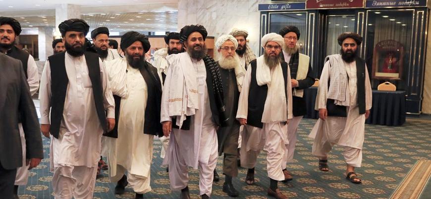 Taliban'dan İran'a resmi ziyaret