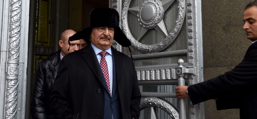 ABD: Rusya'nın faaliyetleri Libya'yı istikrarsızlaştırıyor