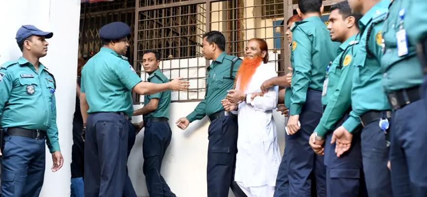 Bangladeş'te 'terör saldırısı' suçlamasıyla yedi kişiye idam cezası