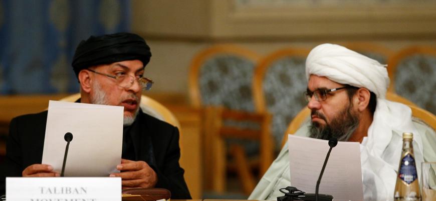 Taliban heyeti Avrupa Birliği temsilcileriyle Afganistan'ı görüştü