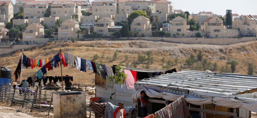 Filistinlilerin topraklarını işgal eden İsrail'e AB'den 'tepki': Barışa aykırı