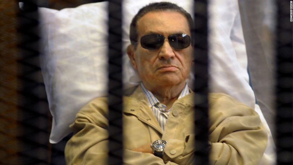 Mübarek beraat etti: Karar nihai, itiraz yolu kapalı