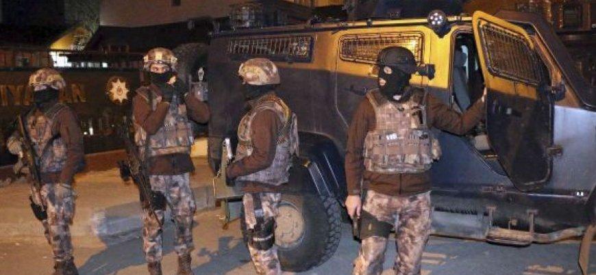 Batman, Kayseri ve Adana'da 'IŞİD' operasyonu: 37 gözaltı