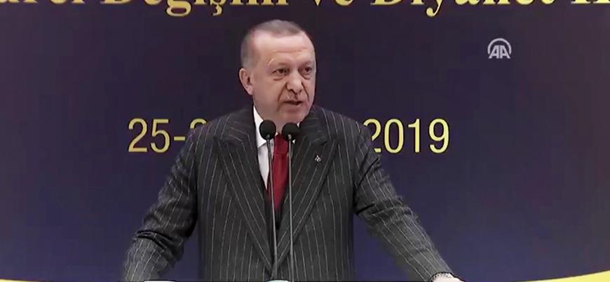 Erdoğan Din Şurası'nda konuştu: Dinde ekleme çıkarma olmaz
