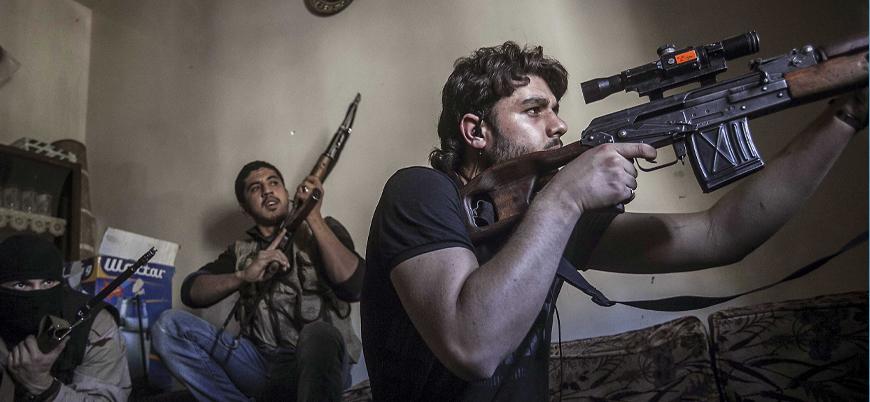 Suriye'de savaşın yeni yüzü: Gerilla taktiği uygulayan muhalif gruplar