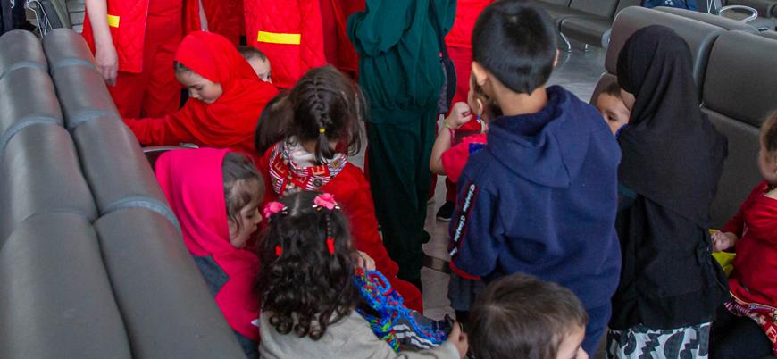 Kazakistan IŞİD mensuplarının çocuklarını Irak'tan geri aldı
