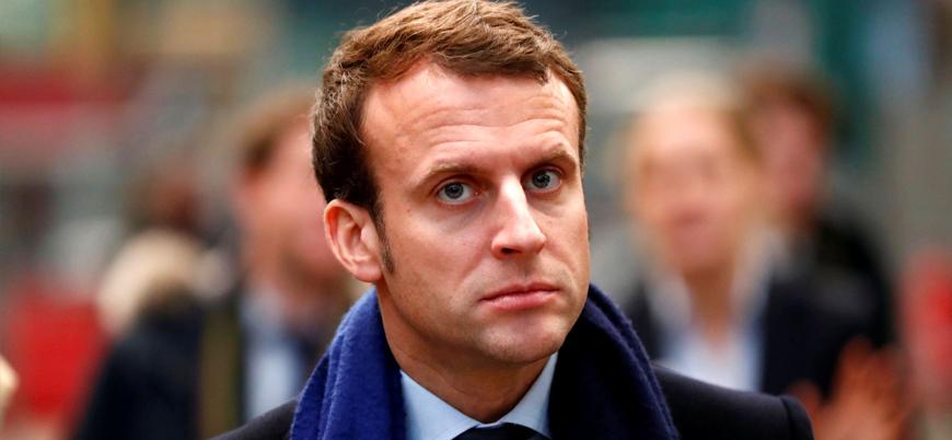 Çavuşoğlu: Macron terör devleti kurmak istiyordu