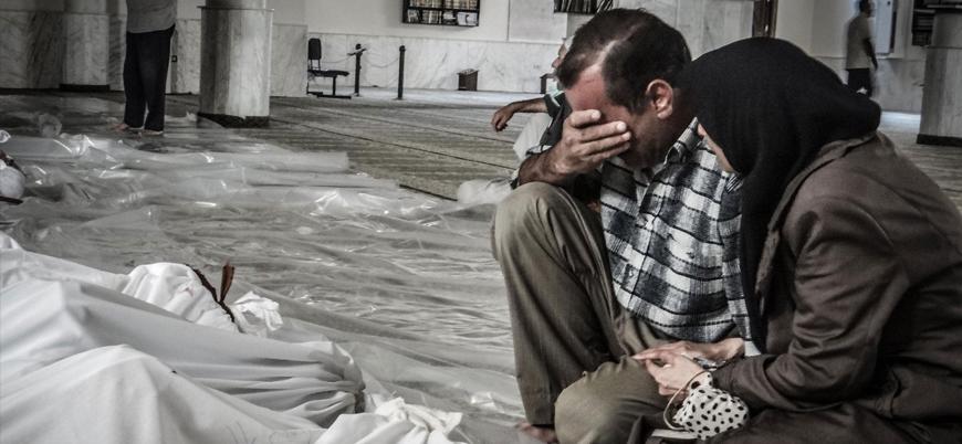 """""""Rusya Suriye'de Esed rejiminin kimyasal katliamını örtbas etti"""""""