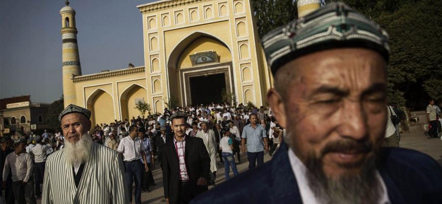 ABD Çin'e 'Uygur yaptırımı' tasarısını onayladı