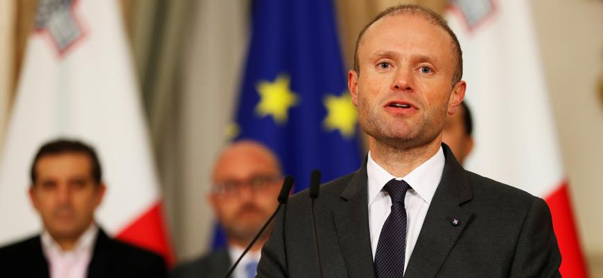 """Malta'da hükümeti sarsan cinayet: """"Başbakan Muscat istifa edecek"""""""