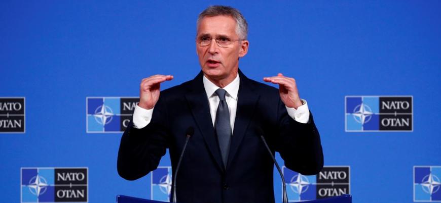 NATO: Suriye'de müttefikliğe zarar verecek adım atılmamalı