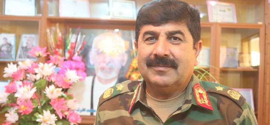 Afganistan'da üst düzey general bombalı saldırıda öldü
