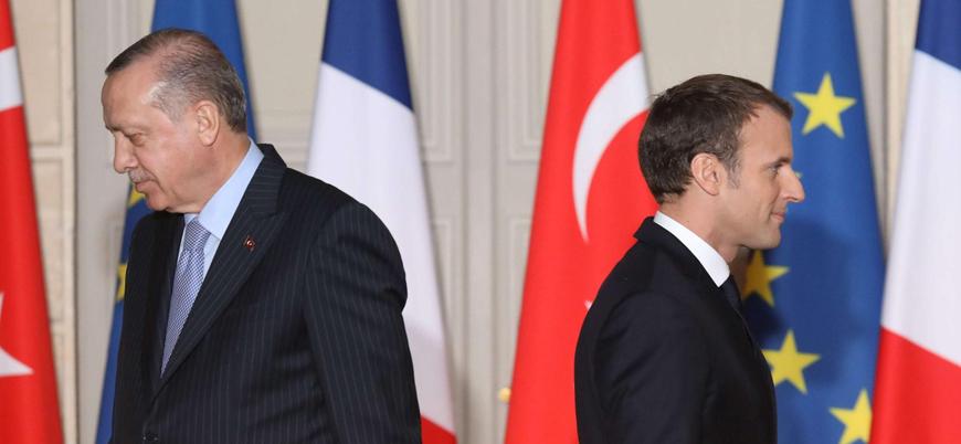 Macron: Türkiye Libya'ya Suriyeli savaşçı göndermeyi sonlandırmalı